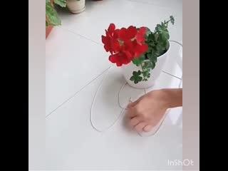 Отличная идея для ваших цветов