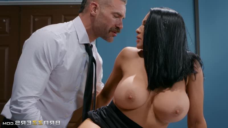Audrey Bitoni ( Emergency Dick Distraction) Full HD 1080, All Sex, Blowjob, Big Tits, Black