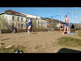 Лето в Воркуте! А лето - это пляжка!