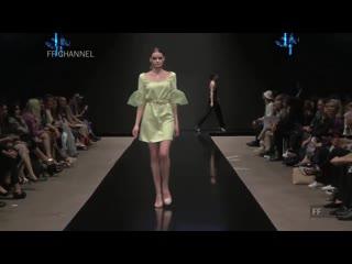 Audrey vallens | лето 2020 full fashion show | эксклюзив.