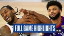 Denver Nuggets vs LA Clippers - Full Game Highlights | Game 5 | 2020 NBA Playoffs