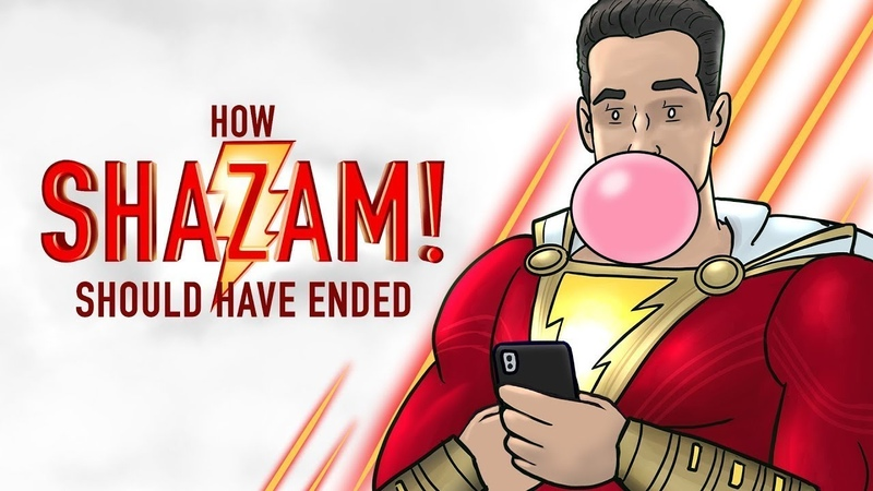 Как Следовало Закончить Фильм Шазам