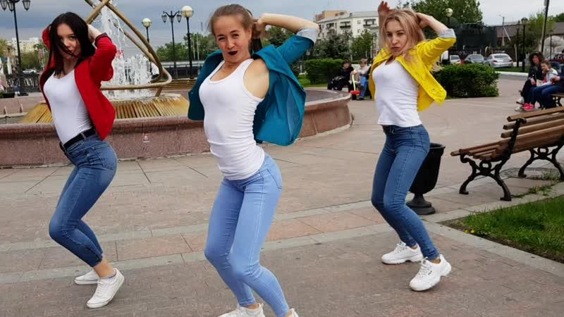 Choreo|Dopebwoy-Salaris|Елена Зайцева|Astrakhan