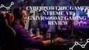 Cyberpowerpc gamer xtreme vr gxivr8060a7 gaming Pc unboxing Cyberpowerpc xtreme vr gxivr8060a7