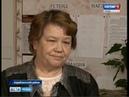 Фронтовые дневники передала Бобровинской библиотеке дочь ветерана Великой Отечественной войны
