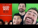 Good Boys Angry Movie Review
