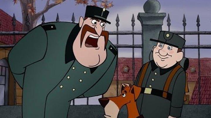 мультфильм Похождения бравого солдата Швейка комедия для взрослых военный