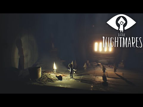 РАБОТЯЩИЕ ГНОМЫ Little Nightmares The Hideaway 7 DLC