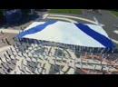 Официальный рекорд самый большой в России Андреевский флаг