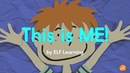 Body Parts Song for Kids This is ME by ELF Learning ELF Kids Videos