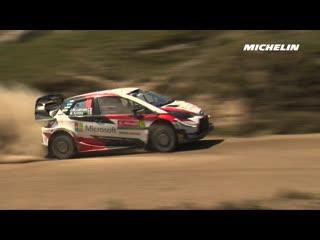 Michelin wrc rally de portugal 2019