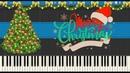 We Wish You a Merry Christmas - Arthur Warrell (Piano Tutorial)