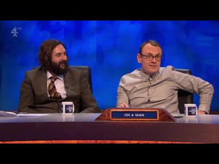 8 out of 10 cats does countdown 17x03 - sara pascoe, joe wilkinson, sam simmons