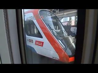 Собянин: в ближайшие две недели проезд на электричках по МЦД будет бесплатным