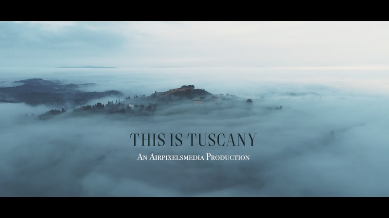 This is Tuscany by Tobias Hägg
