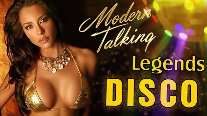 Modern Talking Nonstop Best Disco Dance Songs Legend 80 90s Collection Eurodisco Megamix