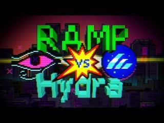 HYDRA vs RAMP. Самая мощная война за наркотики в даркнете -- Great Drug War in the Darknet