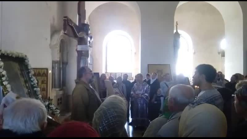 Старомихайловка. Свято-Покровский храм.