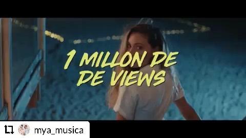 """Pedro Capó on Instagram: """"Repost @mya_musica - - - - - - Queee!? 🤯 ya llegamos a 1 MILLON de views familiaa!! Graciaas por el apoyoo!! A seguir cr..."""