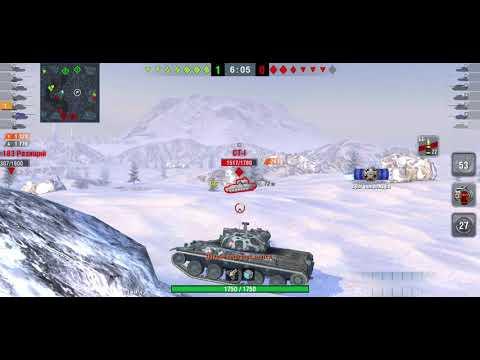 Wor Blitz:AMX 1er prot. Изи Мастер новый акк 5 4363