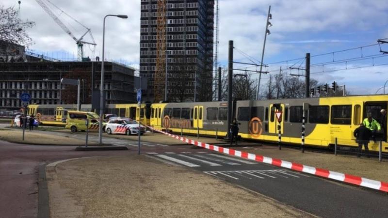 Niederlande Schüsse in Utrecht mehrere Menschen verletzt Anti Terror Einheit vor Ort