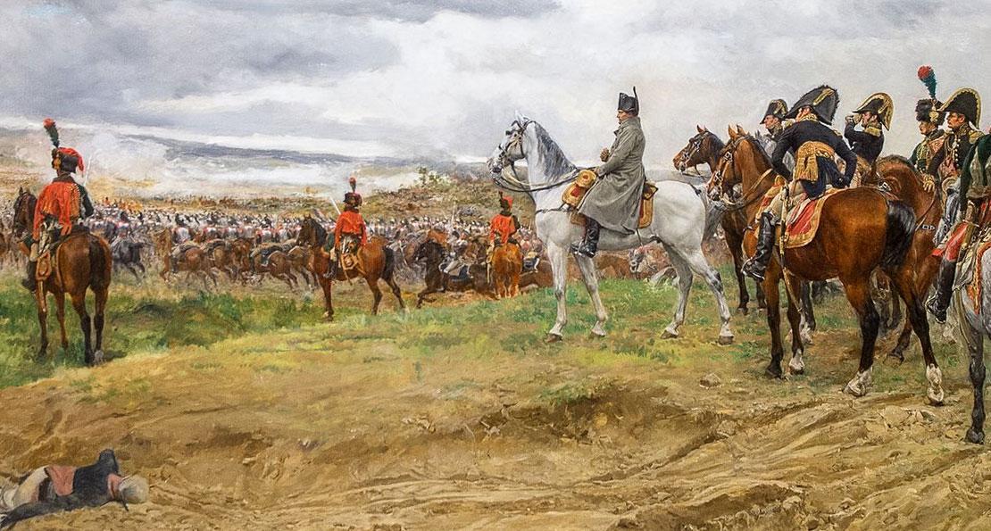 Наполеон и его штаб