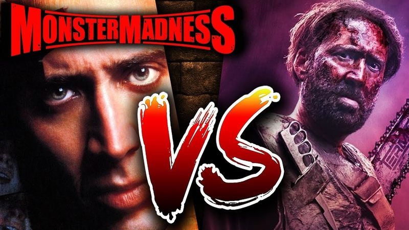 Cage Match!! - Mandy VS. 8mm - Monster Madness 2019