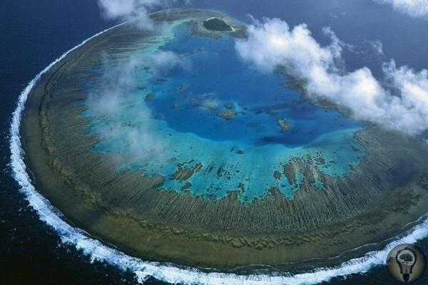 Загадочные острова в Тихом океане