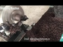 Honzhan HZ-1040 small manual woodworking lathe, wood toys making machine, beads cnc making machine