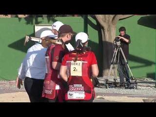 World Cup Shotgun, Nicosia. Final Skeet Mixed Team,  (made by )