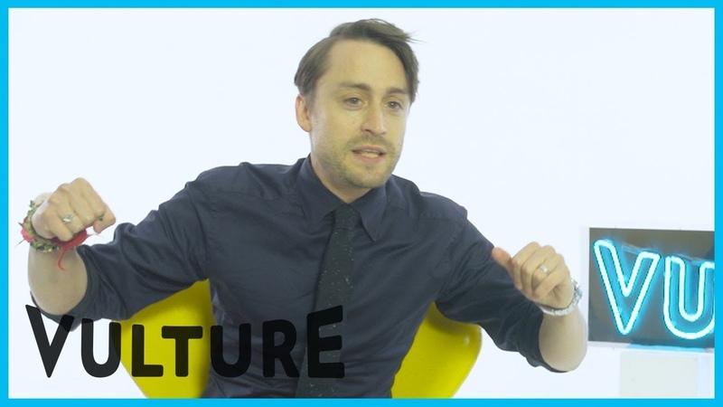 Kieran Culkin and Sarah Snook Talk Fight Scenes and Spoil Endgame Vulture Emmy Studio