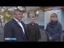 У жителей Саратова есть претензии к качеству ремонта дворов