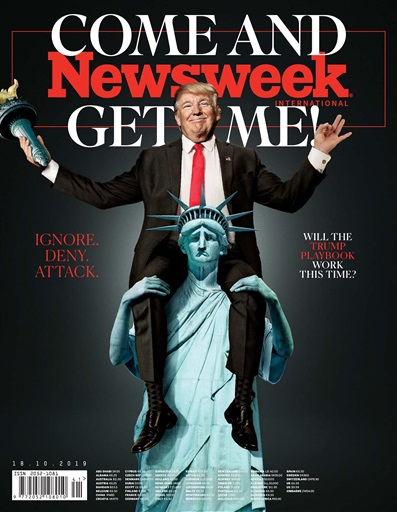 Newsweek International - 1 November 2019 UserUpload