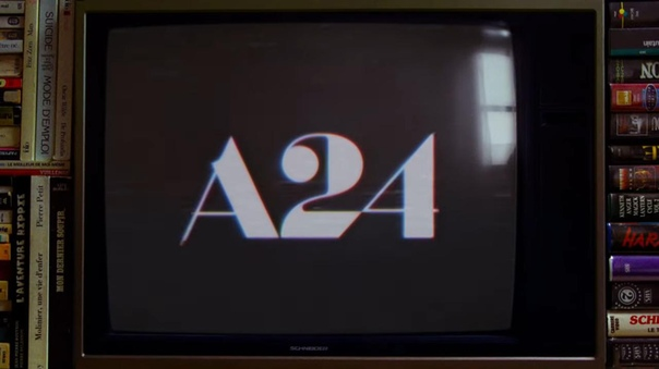 Логотип А24 любых цветов и форматов Угадываем что откуда в комментариях.