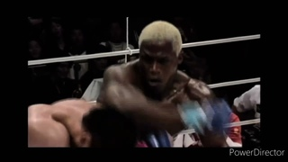 Kevin Randleman (The Monster)