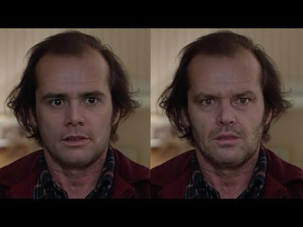 Jim Carrey DeepFake [VFX Comparison]