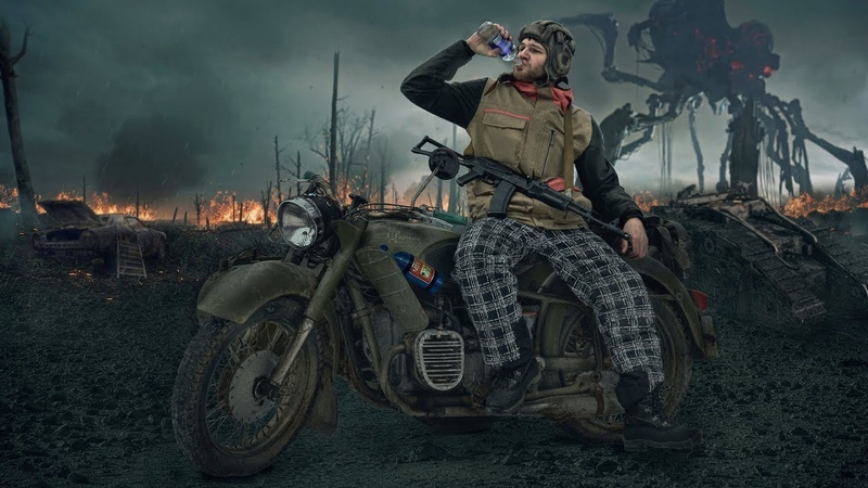 Самый опасный мотоцикл - МВ 750 М