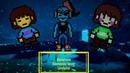 Bonetale: Sans vs Frisk | Undyne demonic level | демонический уровень Андайн