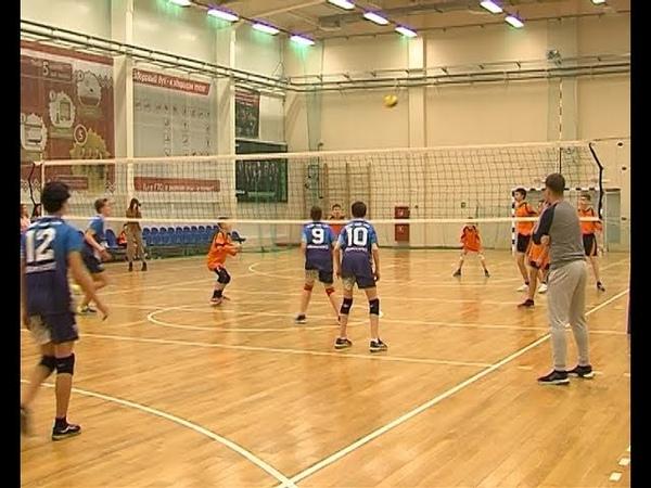 Финал по волейболу в ФОК Мечта