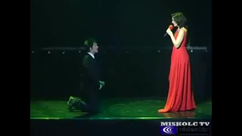 Serbán Attila és Maya Hakvoort Bennem mint tukorben Wenn ich dein Spiegel wär 2009
