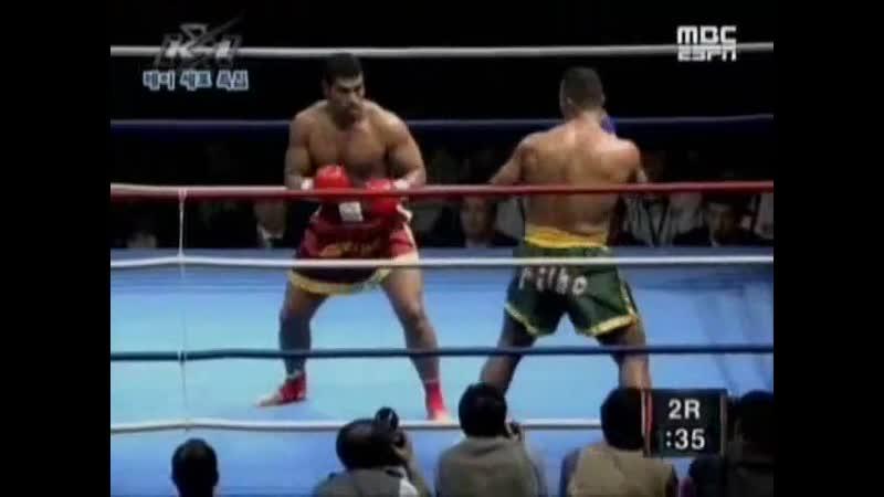 05 1998 04 09 Francisco Filho vs Ray Sefo K 1 Kings 98