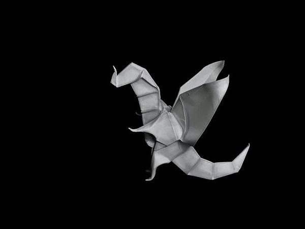 如何制作纸龙!折纸仙女龙 趣味手工