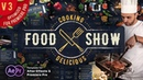 Cooking Delicious Food Show v3 - Universal After Effects and Premiere Pro Video Template