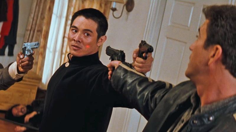 Первое появление Джета Ли в Голливуде. Смертельное оружие 4 1998