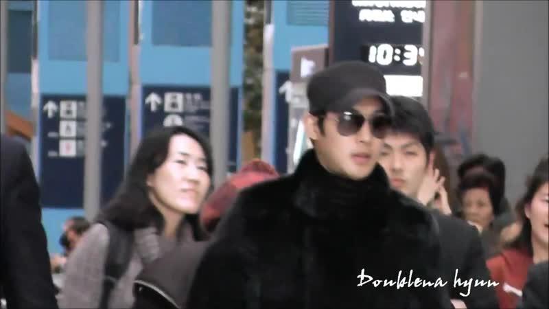 2013.01.05 kim hyun joong @Kanku