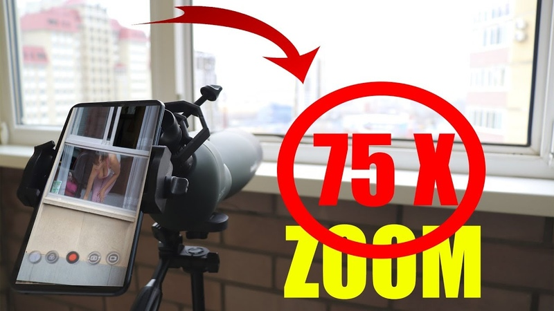 ЗРИТЕЛЬНАЯ ТРУБА Svbony SV28 ZOOM 75Х
