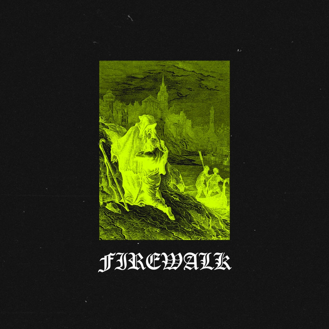 Half Me - Firewalk [single] (2019)