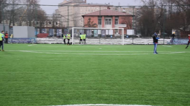 ФК Белар Атлетико Кукунейро 2 тайм 2 ч.