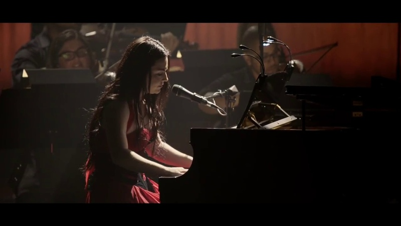 Evanescence Good Enough Synthesis Live Dvd HD
