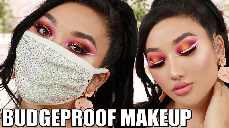 TRANSFER PROOF WEATHERPROOF LONG WEARING MAKEUP FOR MASKS HOT HUMID WEATHER